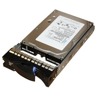 IBM 750 GB hot-swap dual port SATA drive Interne harde schijf