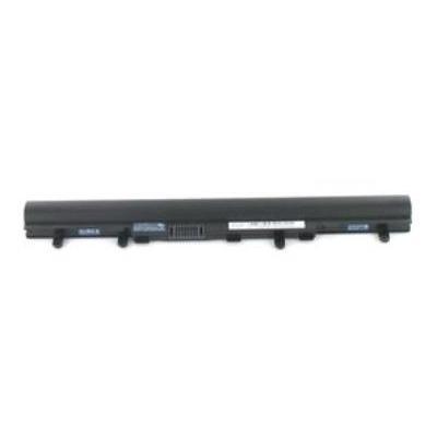 Acer 4 Cell Li-Ion 14.8V 2200Ah notebook reserve-onderdeel - Zwart