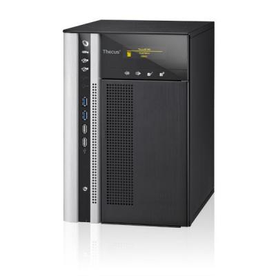 Origin Storage Thecus N6850 NAS - Zwart