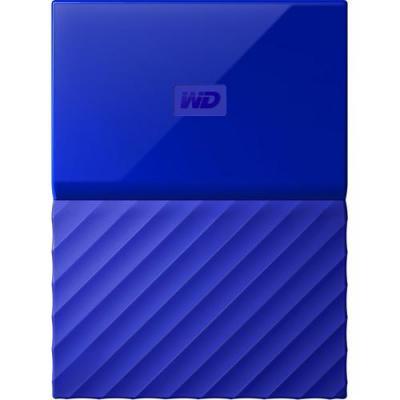 Western Digital WDBYFT0040BBL-WESN externe harde schijf