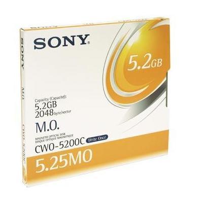 Sony optische schijf: CWO5200