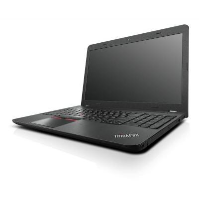 Lenovo laptop: ThinkPad E550 - Zwart