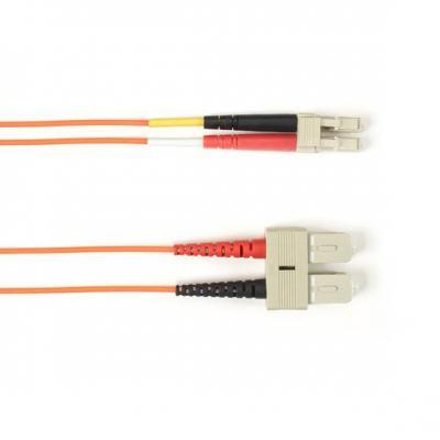 Black Box FOCMR10-003M-SCLC-OR fiber optic kabel