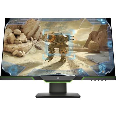 HP 25x Monitor - Zwart