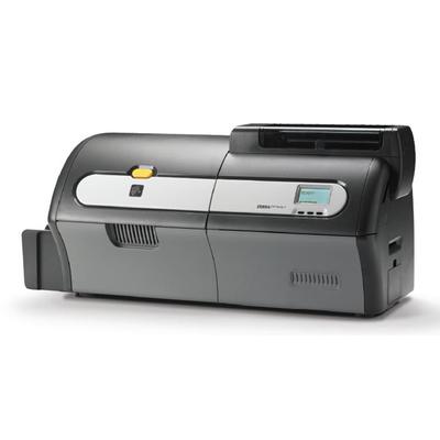 Zebra ZXP7 Plastic kaart printer - Zwart