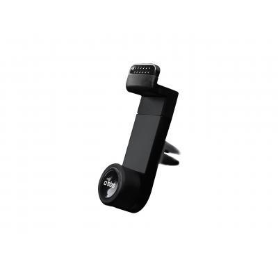 Sbs houder: Universal car holder for smartphone up to 6'', Black - Zwart