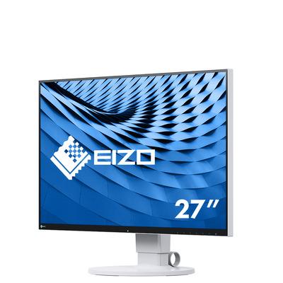 """EIZO FlexScan 27"""" IPS LED USB Hub Monitor - Wit"""