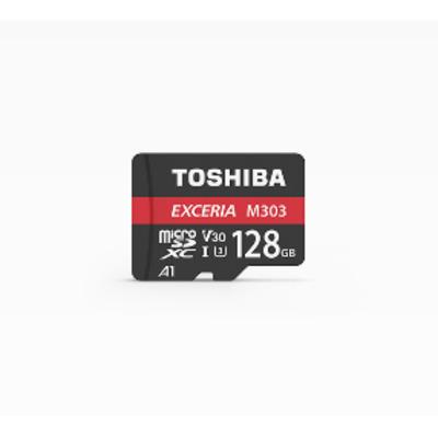 Toshiba Exceria M303 128GB Flashgeheugen - Zwart