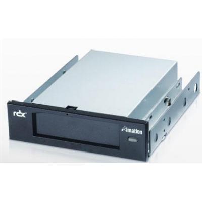"Imation tape drive: RDX, 13.335 cm (5.25 "") , SATA, black - Zwart"