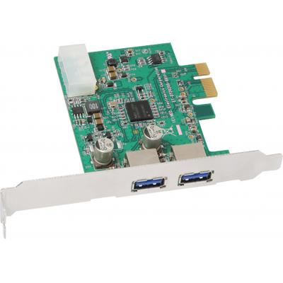 Sharkoon interfaceadapter: USB3.0 Host Controller Card