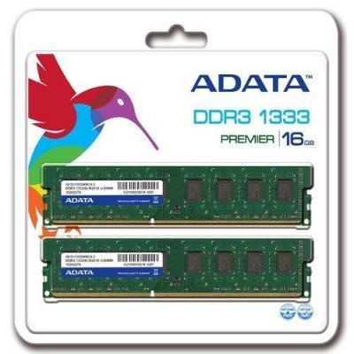Adata RAM-geheugen: DDR3 U-DIMM 16GB