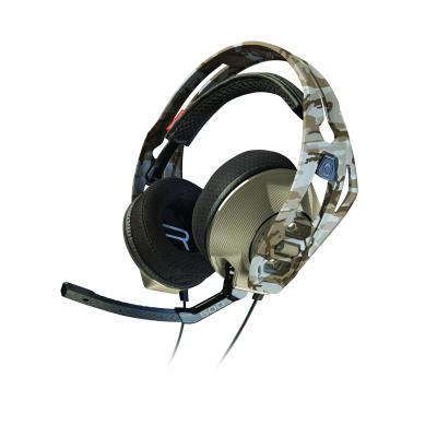 Plantronics koptelefoon: Plantronics, RIG 500HX Official Gaming Headset (Camo)  Xbox One