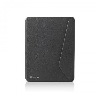 Kobo e-book reader case: Aura H2O Edition 2 SleepCover, Black - Zwart