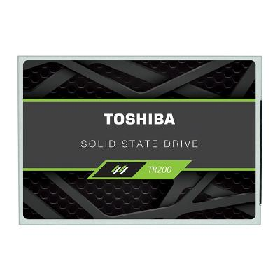 Toshiba SSD: TR200 - Zwart