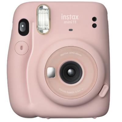 Fujifilm Instax Mini 11 Direct klaar camera - Roze