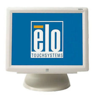 Elo Touch Solution 1723L Touchscreen monitor - Wit