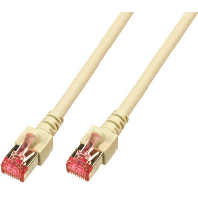 EFB Elektronik 0.5m Cat6 S/FTP Netwerkkabel - Grijs