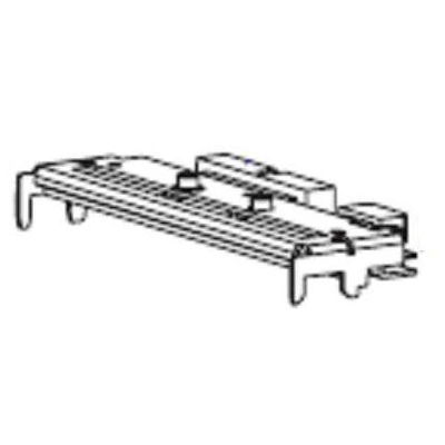 Zebra printkop: Printhead Assy, S4M (300 dpi)
