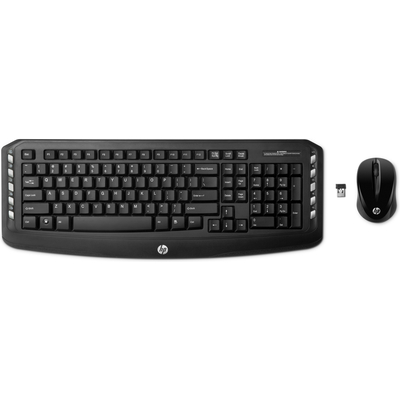 HP Wireless Classic Desktop Toetsenbord - Zwart