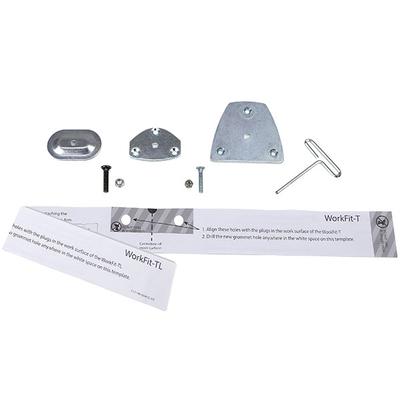 Ergotron 98-017 Multimedia accessoire - Metallic