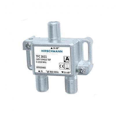 Hirschmann kabel splitter of combiner: TFC 1611 - Metallic