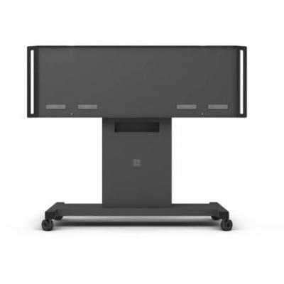 Microsoft TV standaard: Rolling stand - Zwart