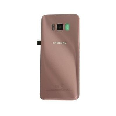 Samsung mobile phone spare part: G950F Galaxy S8 Battery Cover - Roze