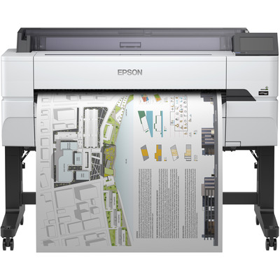 Epson SureColor SC-T5400 Grootformaat printer - Zwart, Cyaan, Magenta, Geel