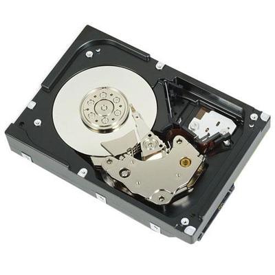 """Dell 2TB SAS 3.5"""" interne harde schijf - Zwart"""