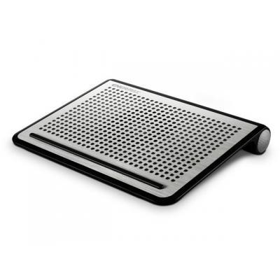 Enermax notebook koelingskussen: TwisterOdio - Zwart, Zilver