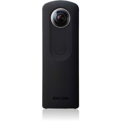 Ricoh digitale videocamera: Theta S - 8GB - Zwart