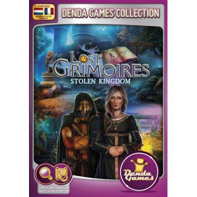 Denda game: Lost Grimoires; Stolen Kingdom  PC