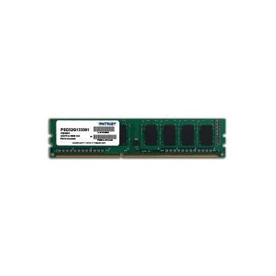 Patriot Memory PSD32G133381 RAM-geheugen