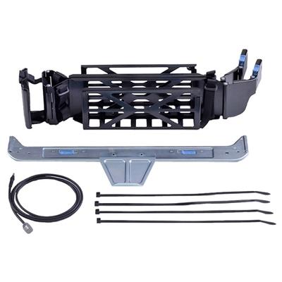 Dell rack toebehoren: Kabelbeheerarm 3U - Kit - Zwart, Zilver