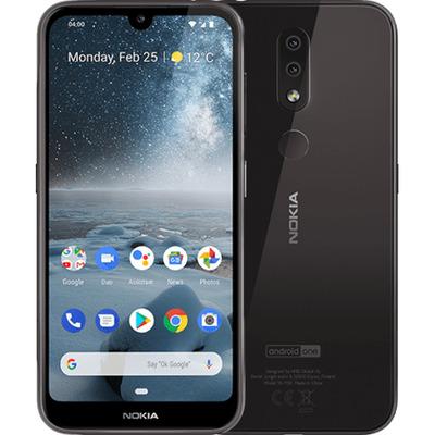 Nokia 4.2 smartphone - Zwart 32GB