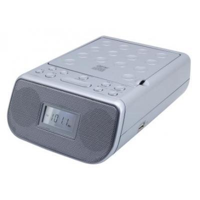 Soundmaster CD-radio: URD860 - Zilver
