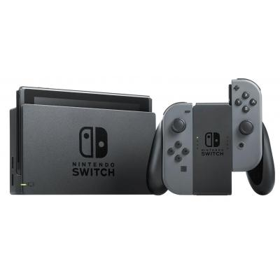 Nintendo portable game console: Switch Joy‑Con - Grijs