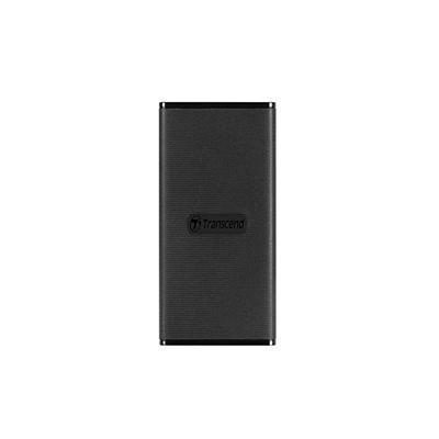 Transcend : ESD220C 240 GB - Zwart