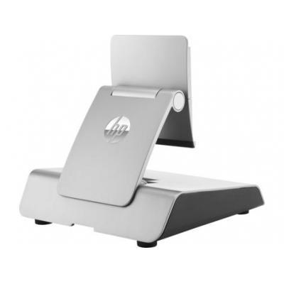 Hp standaard: RP9 retail ergonomische standaard - Zilver