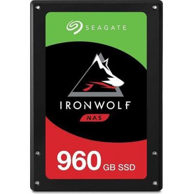 """Seagate IronWolf 110 960GB 3D TLC 2,5"""" SATA SSD"""