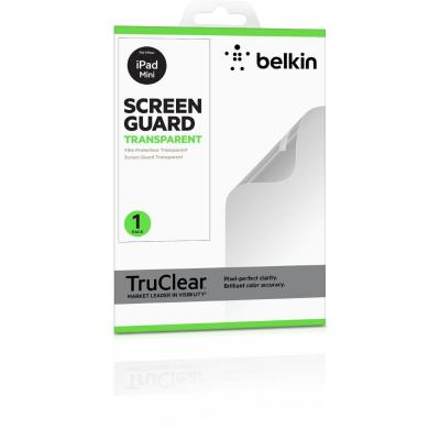 Belkin screen protector: Screen Guard Transparent - Transparant