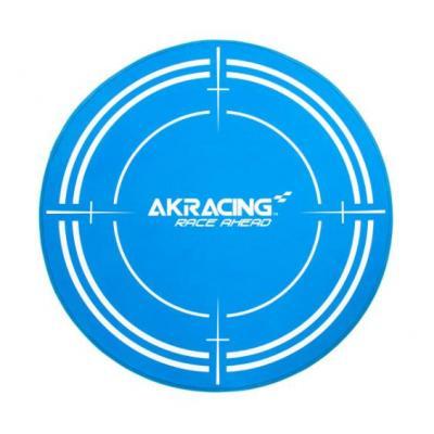 Akracing : fllormat, 995 mm, blue - Blauw