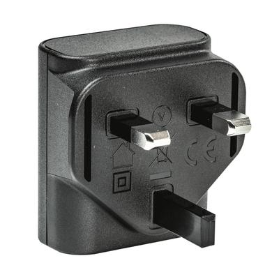Socket Mobile AC4108-1721 Oplader - Zwart