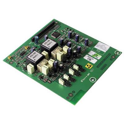 Tiptel digitale & analoge i/o module: 2FXO module - Groen