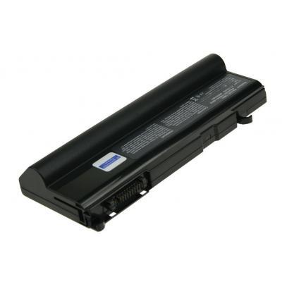 2-power batterij: CBI0899B Interne batterij - Zwart
