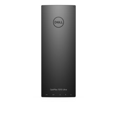 DELL OptiPlex 7070 i3 8GB 256GB Pc - Zwart