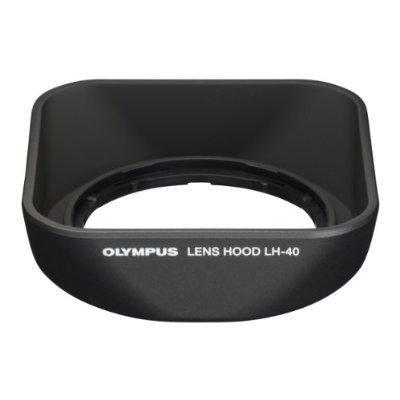 Olympus lenskap: LH-40 - Zwart