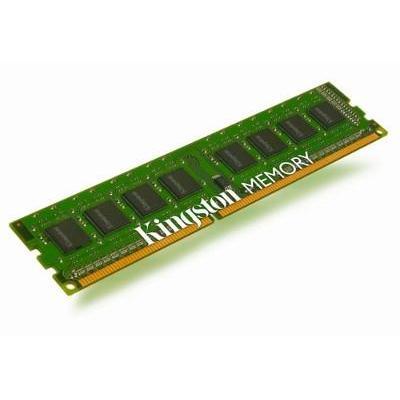 Kingston technology RAM-geheugen: ValueRAM 8GB DDR3L 1600MHz Module - Groen