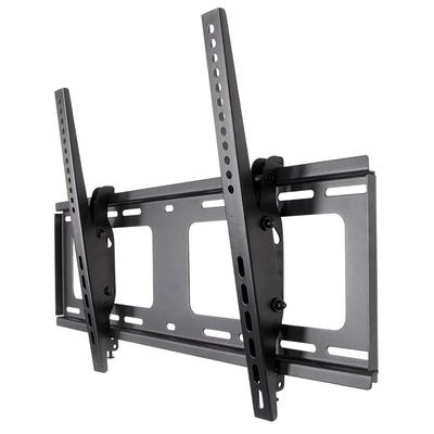 "Manhattan Monitor/TV Wall Mount (tiltable), 1 screen, 37-80"", Vesa 200x200 to 600x400mm, Max 80kg, Black ....."