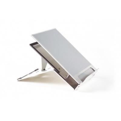BakkerElkhuizen Ergo-Q 260 notebooksteun - Zilver